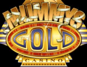 Mummy's Gold Nettikasino Logo